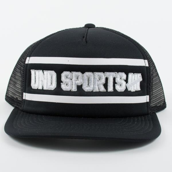 424c7cad94021 ... promo code undefeated und sports trucker hat black adjustable one size  fits all h13 28 96a6d