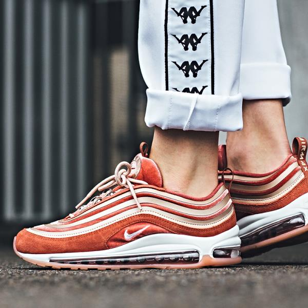 best loved f75f7 849f2 Details about Nike Air Max 97 UL '17 LX Sneakers Dusty Peach Size 6 7 8 9  Womens Shoes New