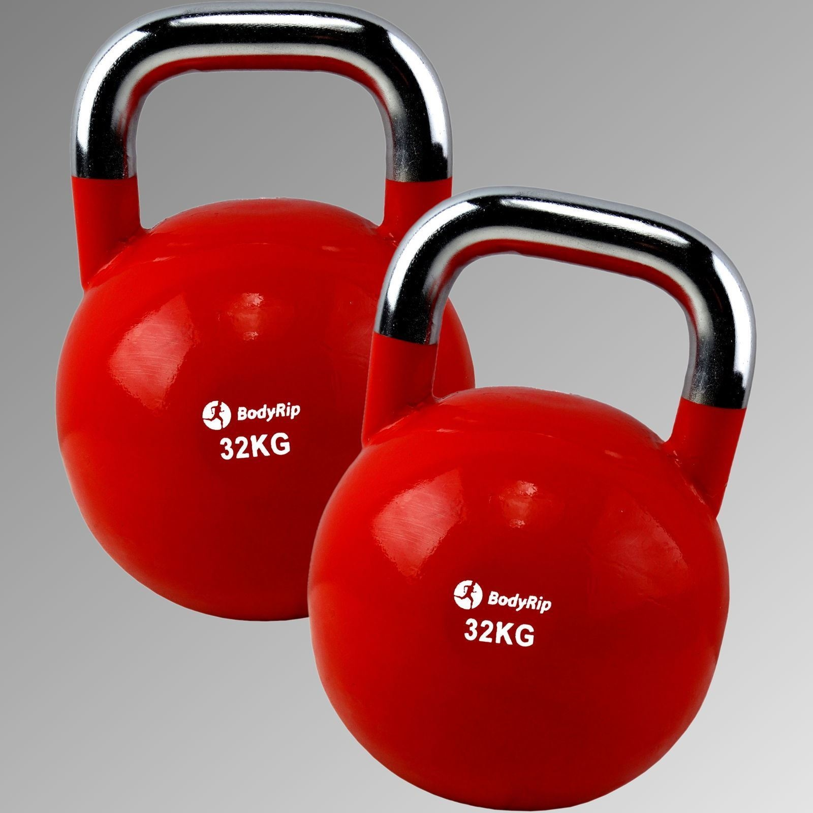 BodyRip 2 X 32KG Competition Kettlebell Mma Conditioning