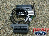 this ford factory in-dash upfitter switch kit can be installed in any 2011  thru 2016 super duty  factory ford installation instructions and wiring  diagram