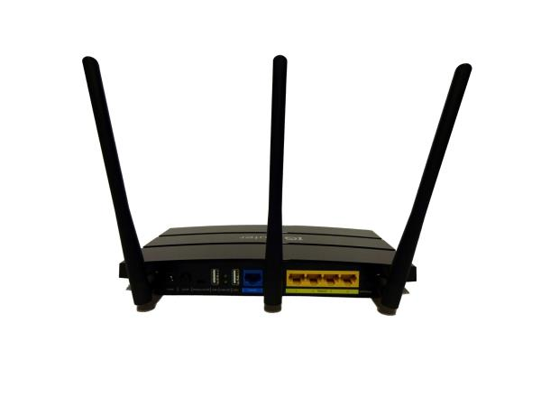 Details about IQRouter IQRV2 Self-Optimizing Router Dual Band WiFi Adaptive  AC1750 TPLINK NEW