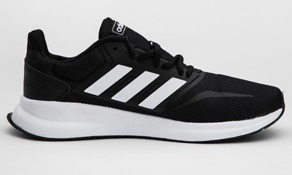 Details about Adidas Men RUN FALCON Shoes Running Training Black Sneakers  Boot Shoe F36199