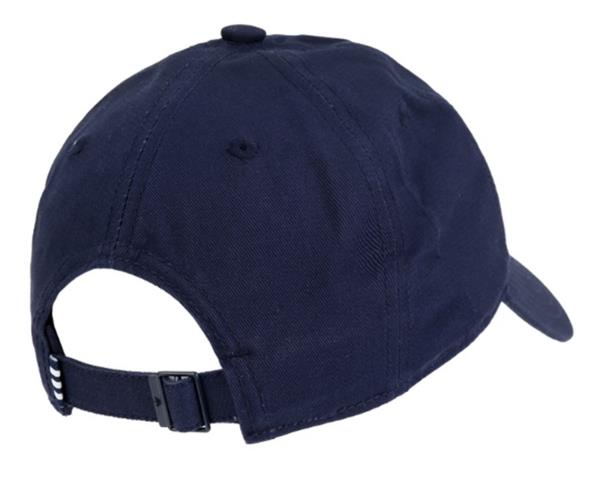 Adidas Originals Trefoil Caps Running Hat Golf Navy OSFW OSFM Hats ... 8c6882c5f2f