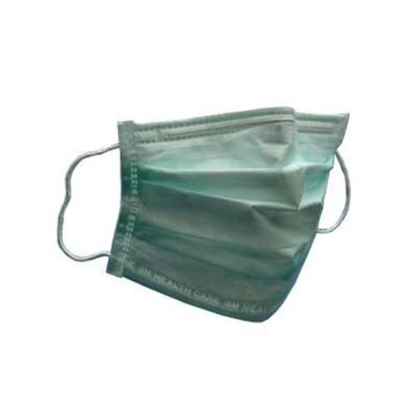 3m high fluid resistant surgical mask