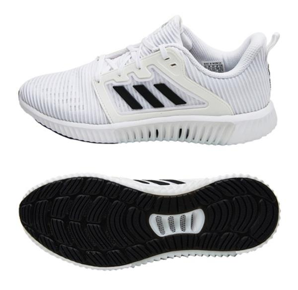 Adidas AlphaBounce All White Shoes Best Price B75892