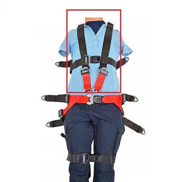 Ferno 417-3 Shoulder Harness Restraint Straps | For Sale | Labx Ad