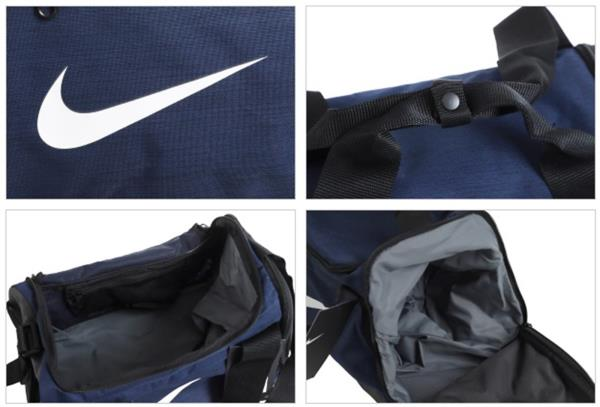 06c572741c1 Nike BRASILIA X-Small Bags Navy Running Sports Duffel Bag GYM Sacks ...