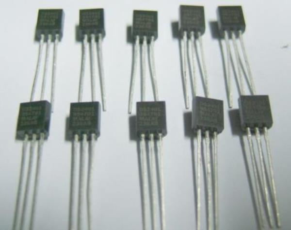 2 PCS DS2401 TO-92 DS2401 Silicon Serial Number