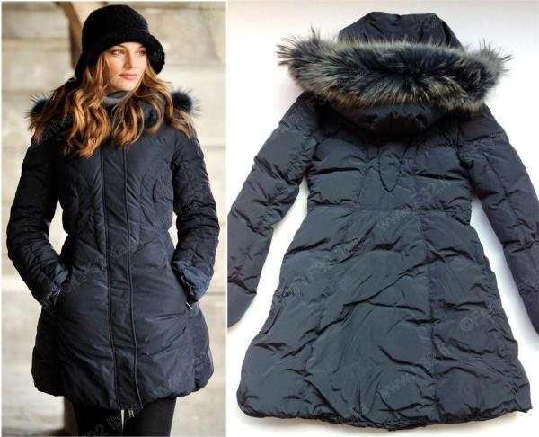 finest selection cd424 52766 Details about F32 ITALY TOP QUALITY FUR DOWN Jacket COAT HOODED Parka  Piumino Pellicia M WARM+