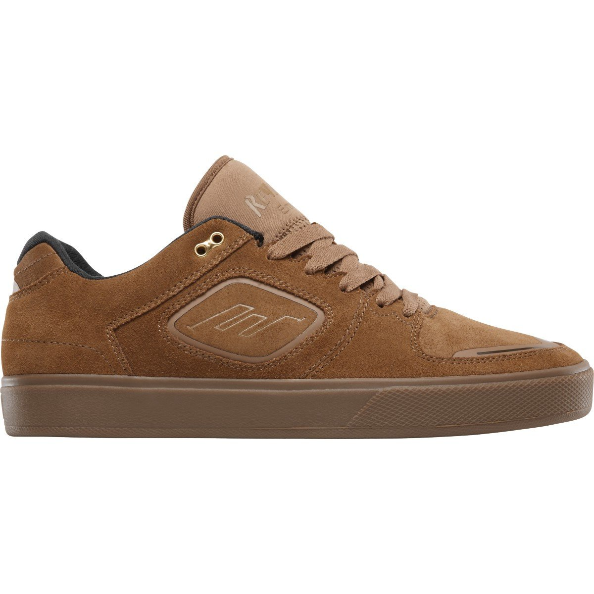 Emerica Shoes Reynolds G6 Brown Gum FREE POST USA SIZE Skateboard Sneakers