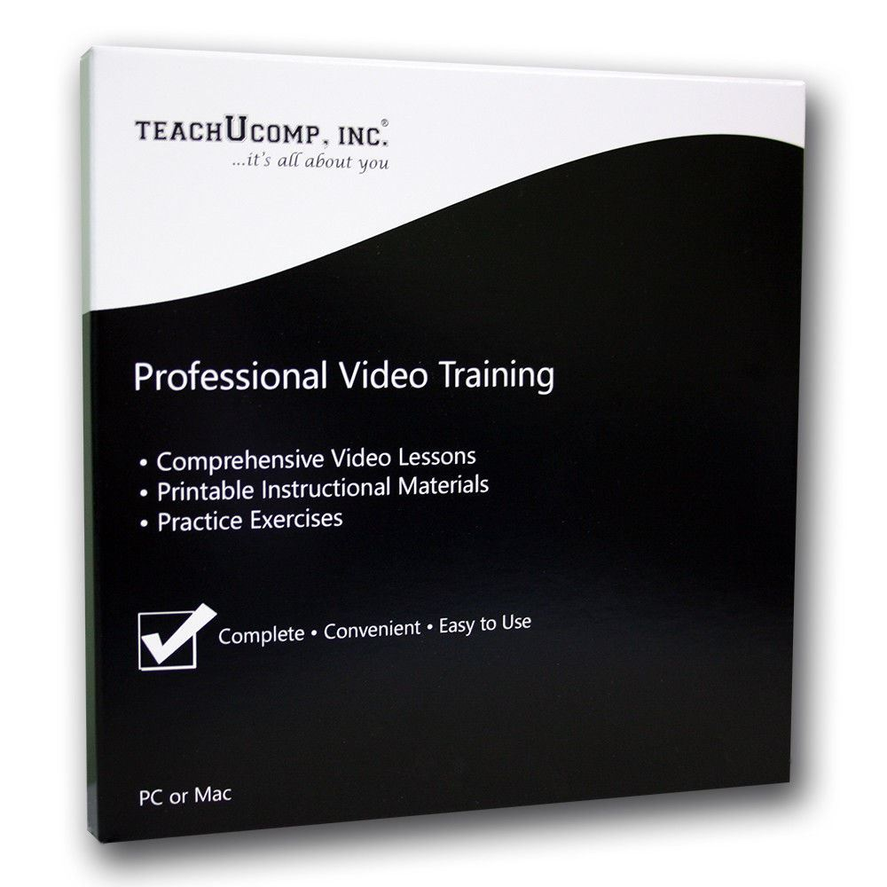 Learn Microsoft EXCEL 2013/2010 CPE Training Tutorial Course
