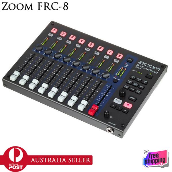 Zoom FRC-8 F-Control Mixing Control Surface for Zoom F8 and F4