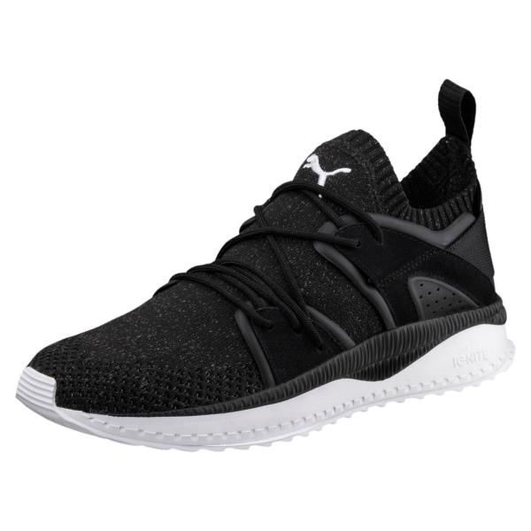 20e32706001 ... PUMA Tsugi Blaze evoKNIT Sneaker - Black White. Style  364408-05.  Color  Black Gender  Mens