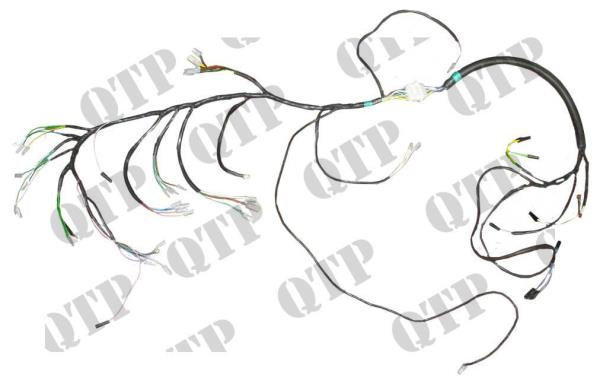 Details about David Brown Wiring Harness David Brown 770 780 on