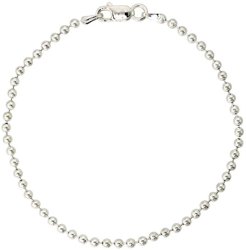 080 Italian Necklace High Polished 925 Solid Sterling Silver Rope Chain 3.8 mm