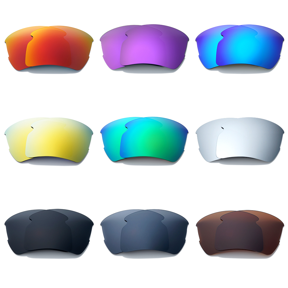 55fe4ed6190b1 Details about Polarized Replacement Lenses for-Oakley Flak 2.0 XL UV  Protection Multi Colors
