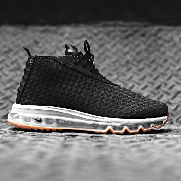 557a7597fa9f Nike LAB AIR MAX WOVEN BOOT QS Black Size 7 8 9 10 11 12 Men Shoes ...