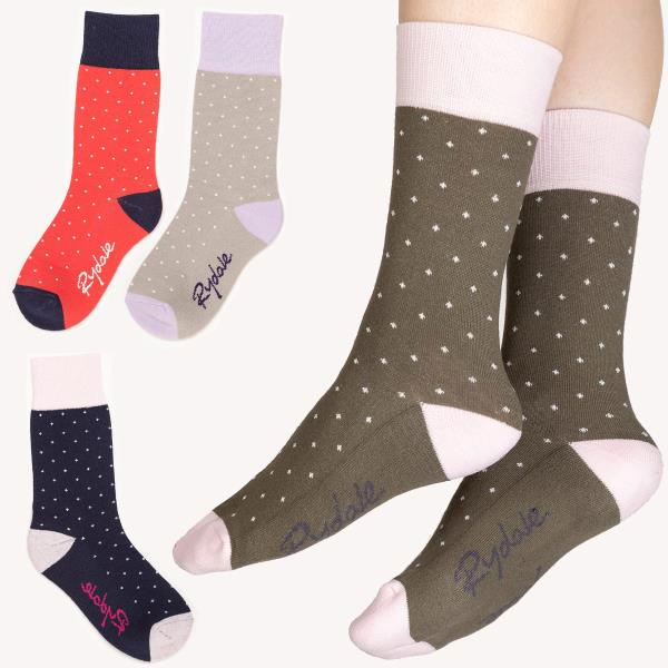 Rydale Trainer Socks Ankle Boots