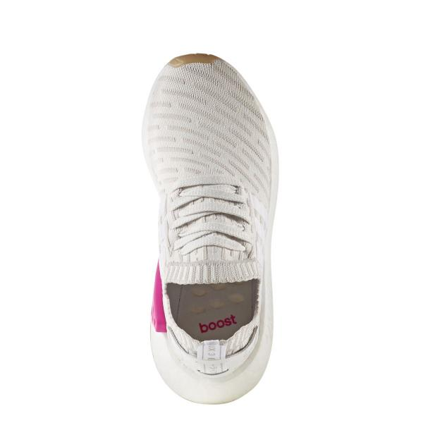 ... Adidas Originals NMD R2 PK Primeknit Sneaker - White Pink. Style  BY9954  Color  Ftwwht 206286a09