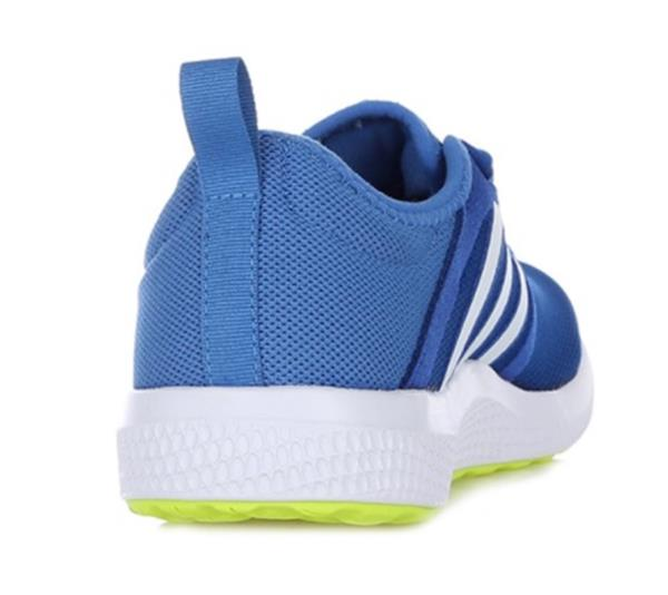 226aa5aff9f7a Adidas Men Fresh Bounce Training Shoes Blue White Running Sneakers ...