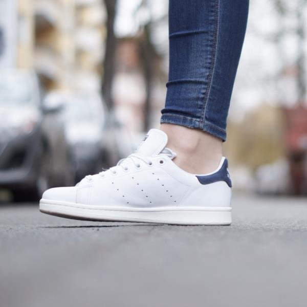 ae909ca043d4c Details about Adidas Stan Smith Sneakers Chalk White Size 7-12 Mens Shoes  NMD Boost Y-3 Ultra