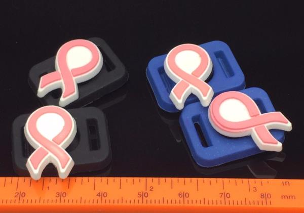 najlepszy design trampki Najnowsza Details about PINK RIBBONS BREAST CANCER SHOE LACE CHARM FOR CROCS JIBBITZ  RACE FOR LIFE RACES