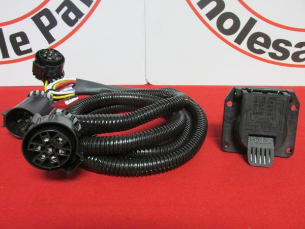Details about DODGE RAM 2500 3500 5th wheel/Gooseneck In Bed Wiring on