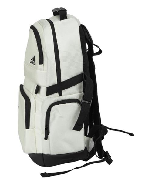 5f226e641844 Adidas KR POW Backpack Bags Sports White Casual School Travel GYM ...