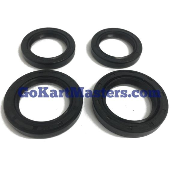 Details about TrailMaster 150 XRX & 150 XRS Rear Axle Seal Set