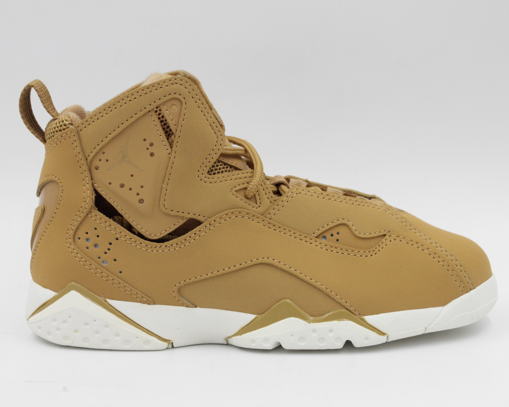 the latest ef554 10afc ... AIR JORDAN True Flight BP Youth Size 1Y Wheat Sail 343796-725 .