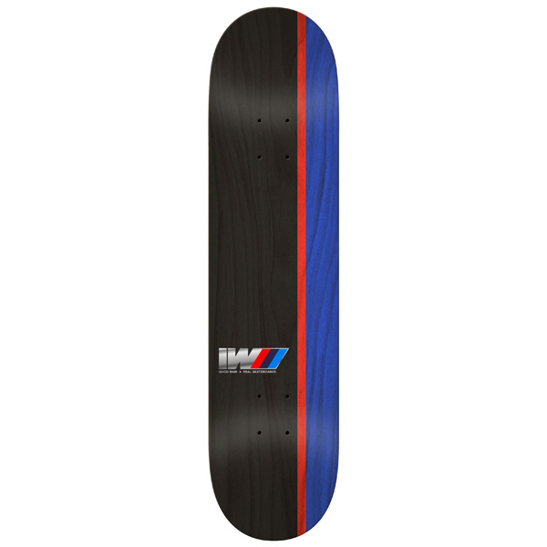 Real Skateboard Deck Ishod Wair High Performance 8.38 FREE POST FREE GRIP
