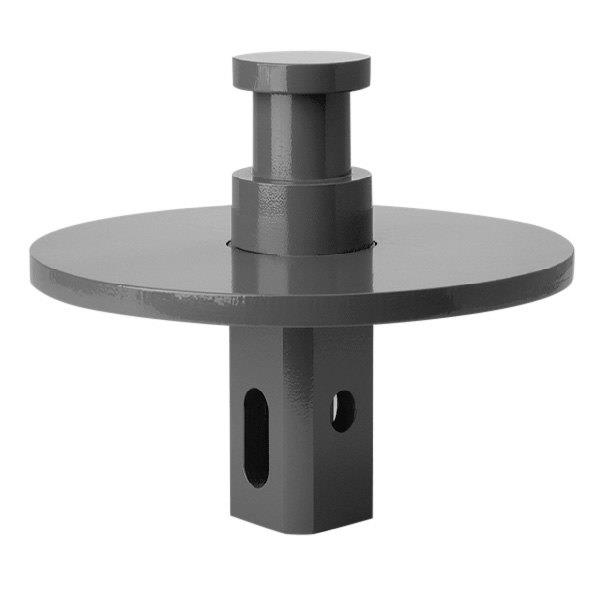 Fifth Wheel Adapter >> B W Gnxa4000 Turnover Ball Gooseneck Hitch King Pin To Fifth Wheel