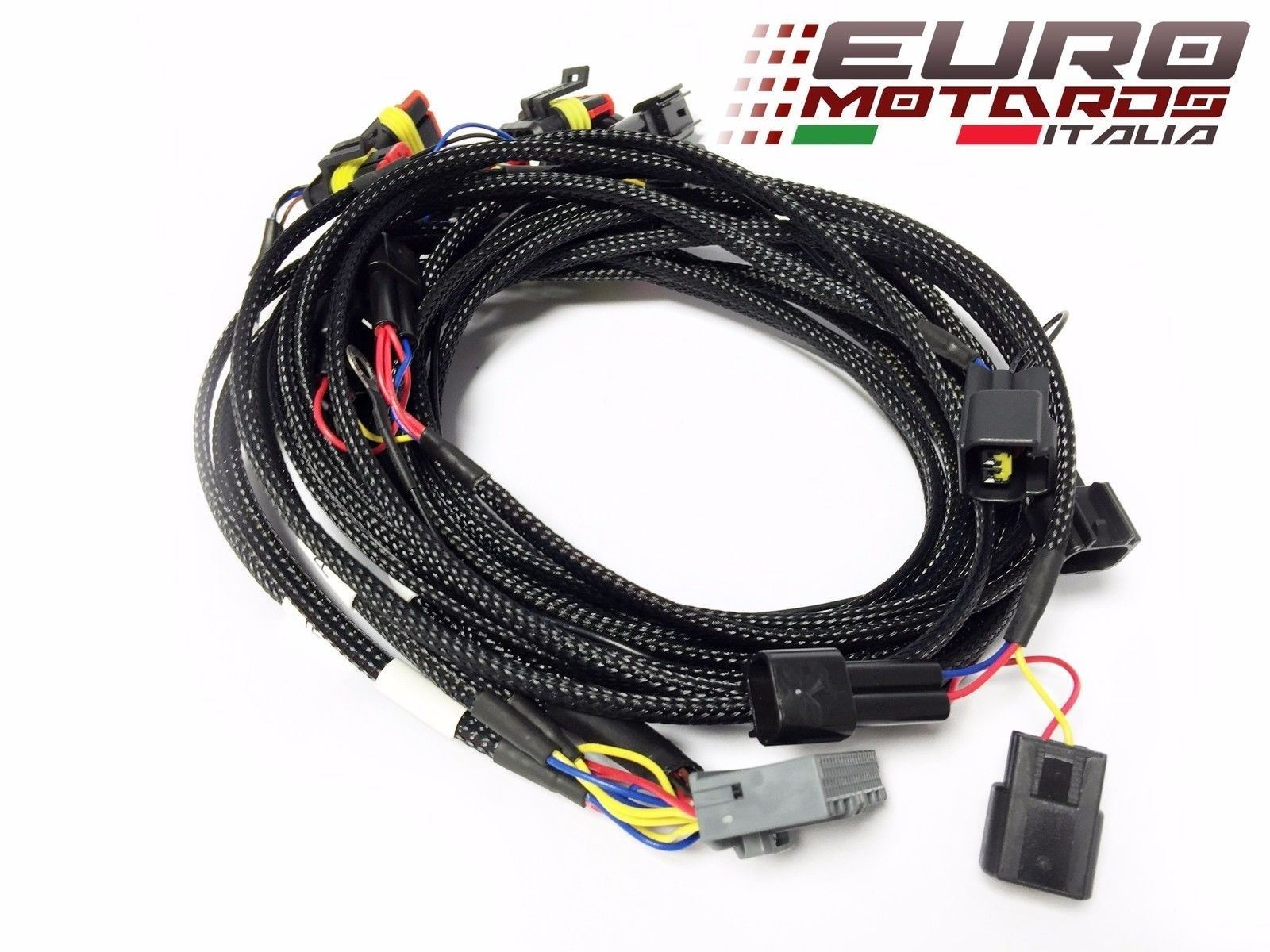Ducati 999 2004 2006 Gripone S4 Traction Control Anti Wheelie Launch Wiring Harness New
