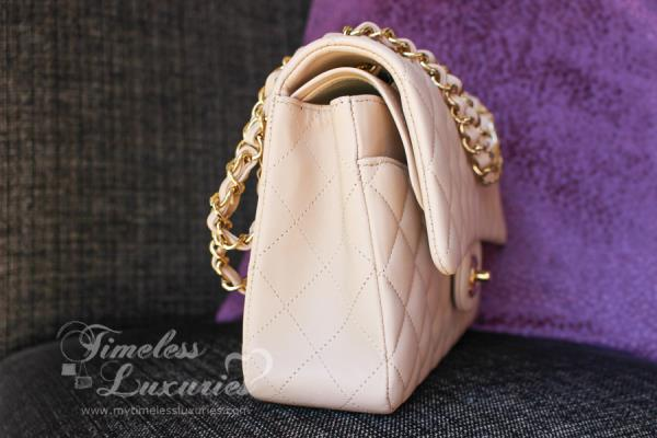 e27090f06999 COMES WITH: CHANEL box (magnetic), ribbon, camellia, dust bag, felt  protector, booklets + care cloth, authenticity card