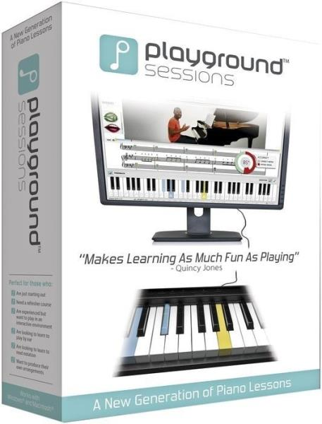Details about New Playground Sessions Mac or PC LifeTime License Piano  Lessons Tutor eDelivery