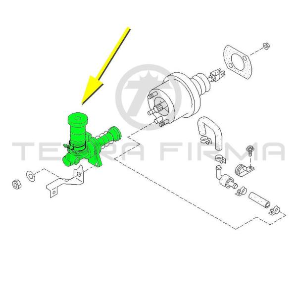 Nissan Skyline R32 R33 R34 Gtr Clutch Master Cylinder Assembly 30610. Terra Firma Is In Full Support Of The Renowned Gtr As Well Other R32 33 And 34 Platforms Using Years Classic Performance Car Experience To Find. Nissan. Nissan Clutch Master Cylinder Diagram At Scoala.co