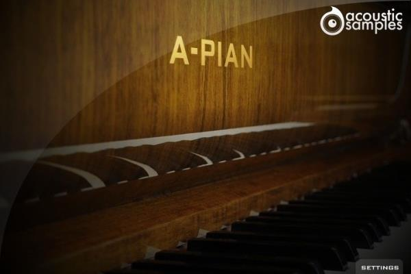 Details about New AcousticSamples A-Pian Grand Piano French UVI VST AU RTAS  Mac PC Software