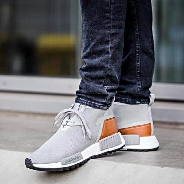 hot sale online 69d6a a40f8 Details about ADIDAS NMD C1 TR CHUKKA SIZE 7-12 BOOST PHARRELL MASTERMIND  V2 FOG HUMAN RACE