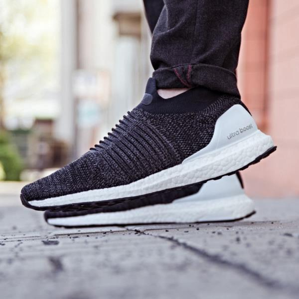 new styles e403a e386a Adidas Ultra Boost Laceless Sneaker Black Size 7-11 Mens NMD Boost Y-3 Ultra  New