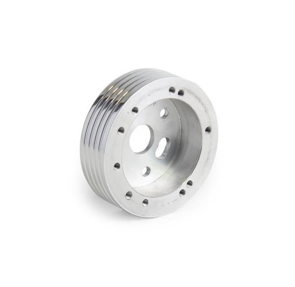 """1//2/"""" Billet Extension Hub// Spacer for 5 hole Steering Wheel to 6 hole Adapter"""